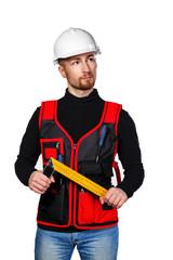 Builder holding line