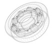 steel ball roller bearings - 79290938
