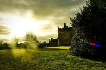 A castle in Kilkenny