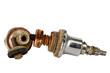 Leinwanddruck Bild - Used valves