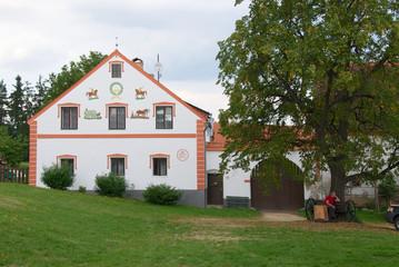 Holašovice (Hollschowitz), Tschechien