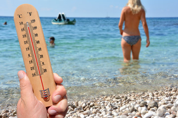 hot hot summer - skin cancer warning