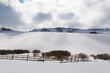 Mountain Ranch in winter