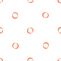 abstract vector background of circles