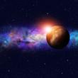 Deep Space Starfield