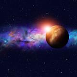 Deep Space Starfield - 79305957