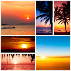 sunset images
