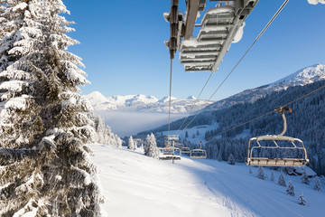 View from Chair Lift