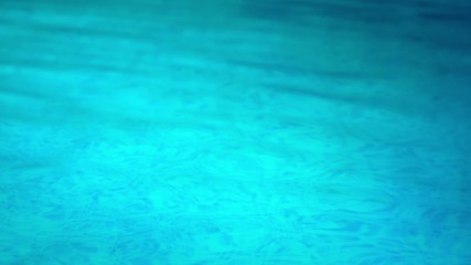 Water background. Slow motion
