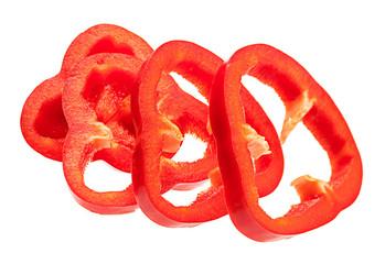 Red pepper slice
