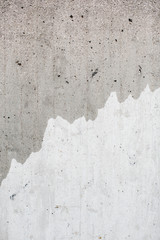 Architectural background texture of a plaster wall
