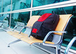 backpack at the airport - 79312922