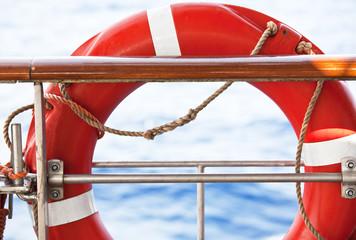 Salvavidas de barco