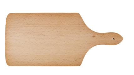 Cheeseboard cutting board or breadboard background. Wood, wooden