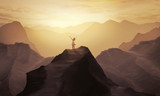 Mountain praise poster