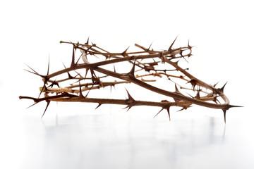 corona di spine Pasqua passione