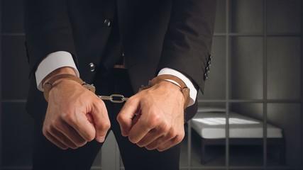 Businessman arrested