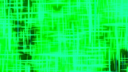 Green Abstract Data Spark Motion Background Loop