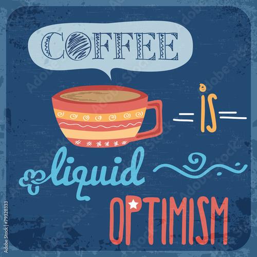 retro-tlo-z-cytatem-kawy