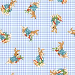 ウサギのパターン