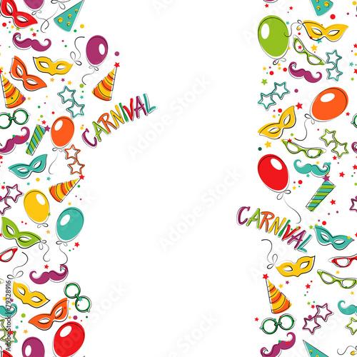 Carnival template - 79328916