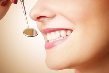 Zahnarztspiegel