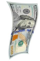 Strengthening of the dollar.
