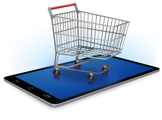 Purchase with a mobile device