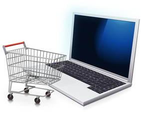 Purchase with a computer