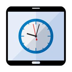 Icono smartphone reloj
