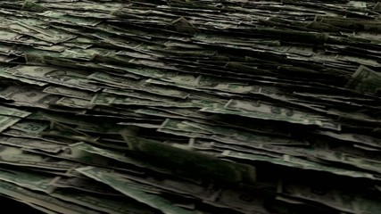 Money Piles Stacks of Dollars Financial US Currency Tax Seamless
