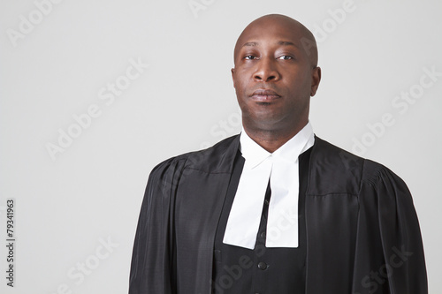 African american judge