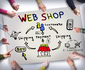 Web Shop E commerce