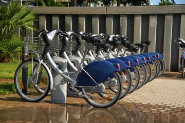 bicicletas publicas