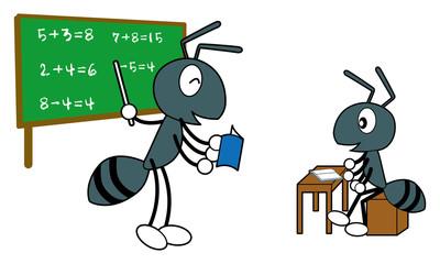 アリの学校