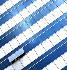 window of the centre  bangkok thailand