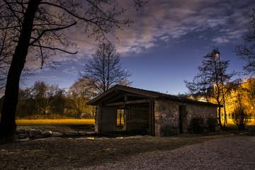 Alserio lake house