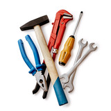 Assorted DIY tools
