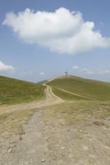 Paesaggio del Prato Magno