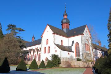 Kloster Eberbach im Rheingau (März 2015)