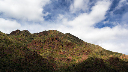 Mountains of Salta Province
