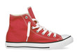 Red sneakers - 79350196