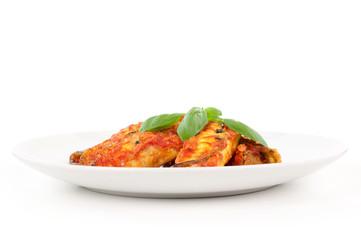 al ristorante tipico italiano
