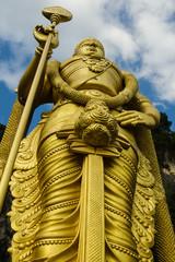 Statue of Hanuman, Batu Cave, Kuala Lumpur, Malaysia