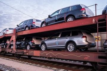 Autozug Trainwagon