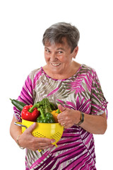 Gesundes Essen für Senioren - Healthy eating for seniors