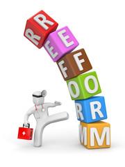 Medicine against reforms