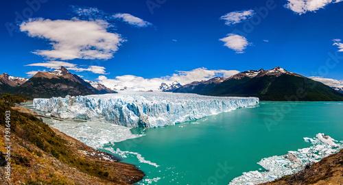 Panoramique du Perito Moreno