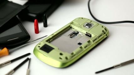Riparazione smartphone # 2