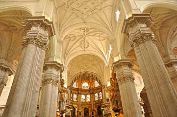 Catedrales españolas, Granada, Diego de Siloe